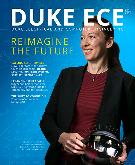 Duke ECE publication cover