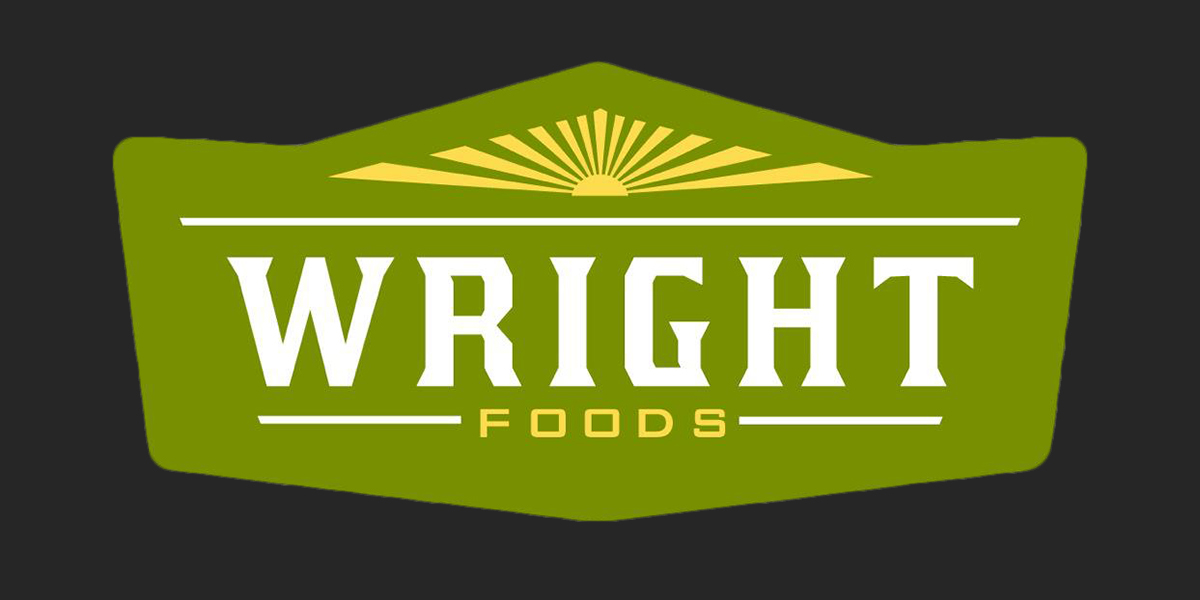 Wright Foods logo