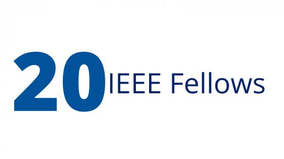 20 IEE Fellows