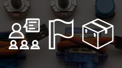 lab kit icons