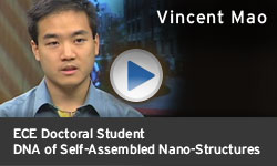 Vincent Mao - DNA of Self-Assembled Nano-structures